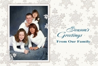 Holiday Card Style 10