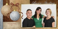 Holiday Card Style 13