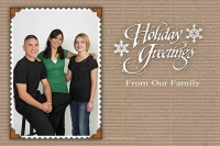 Holiday Card Style 5