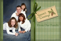 Holiday Card Style 7