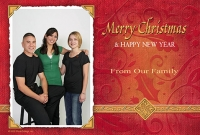 Holiday Card Style 8