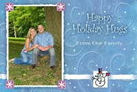 Holiday Card Style 9